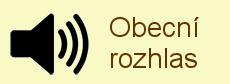 Odkaz na archiv obecního rozhlasu